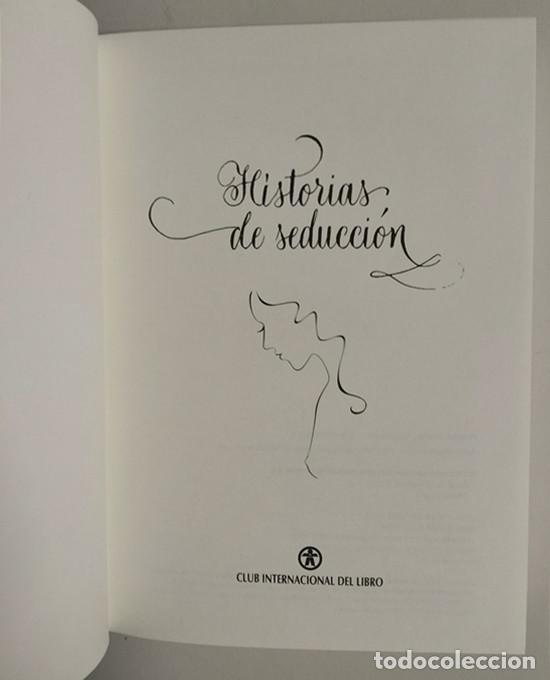 Libros de segunda mano: Rojo y negro (Stendhal) / Historias de Seducción – Club Internacional del Libro, 2020 - Foto 3 - 244781990