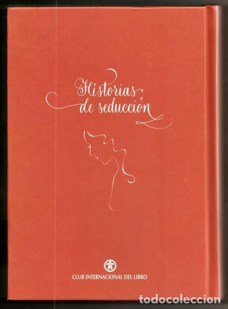 Libros de segunda mano: Rojo y negro (Stendhal) / Historias de Seducción – Club Internacional del Libro, 2020 - Foto 5 - 244781990