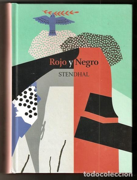 ROJO Y NEGRO (STENDHAL) / HISTORIAS DE SEDUCCIÓN – CLUB INTERNACIONAL DEL LIBRO, 2020 (Libros de Segunda Mano (posteriores a 1936) - Literatura - Narrativa - Clásicos)