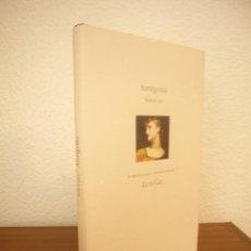 Libros de segunda mano: SÓFOCLES: ANTÍGONA. ED. DE LUIS GIL (RANDOM HOUSE MONDADORI, 2005) TAPA DURA. PERFECTO. RARO.. Lote 244908710