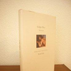 Libros de segunda mano: SÓFOCLES: EDIPO REY. EDICIÓN DE LUIS GIL (RANDOM HOUSE MONDADORI, 2005) TAPA DURA. PERFECTO. RARO.. Lote 244909475