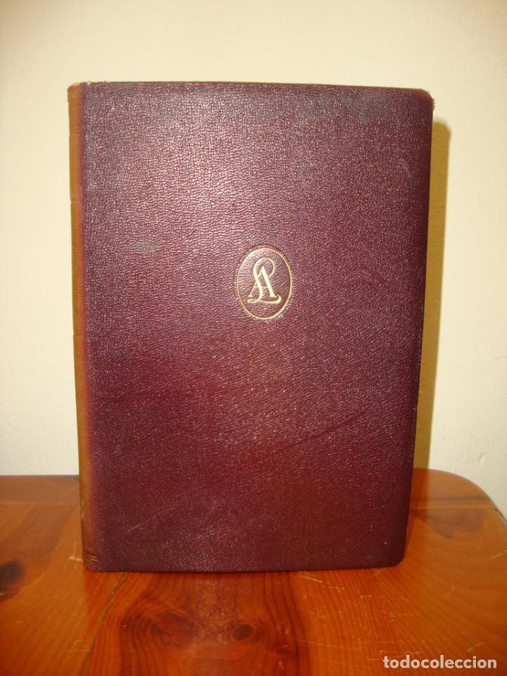 Libros de segunda mano: ANTOLOGÍA DE LEYENDAS - V. GARCÍA DE DIEGO - LABOR, PLENA PIEL, 1958 - Foto 2 - 244946840
