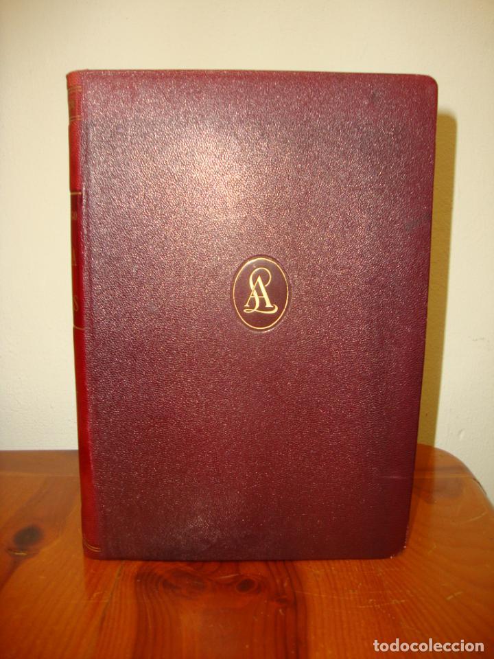 Libros de segunda mano: ANTOLOGÍA DE LEYENDAS - V. GARCÍA DE DIEGO - LABOR, PLENA PIEL, 1958 - Foto 3 - 244946840