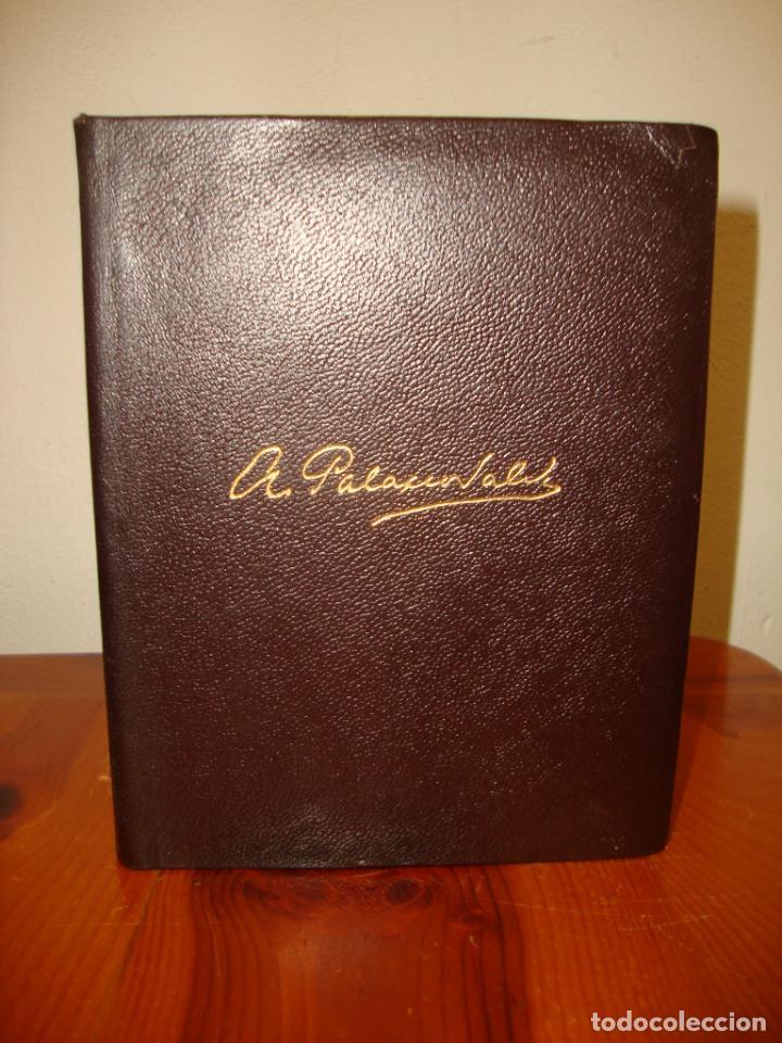 Libros de segunda mano: OBRAS COMPLETAS - ARMANDO PALACIO VALDÉS - AGUILAR, MUY BUEN ESTADO, 1968 - Foto 3 - 244950310