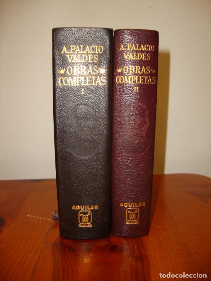 OBRAS COMPLETAS - ARMANDO PALACIO VALDÉS - AGUILAR, MUY BUEN ESTADO, 1968 (Libros de Segunda Mano (posteriores a 1936) - Literatura - Narrativa - Clásicos)