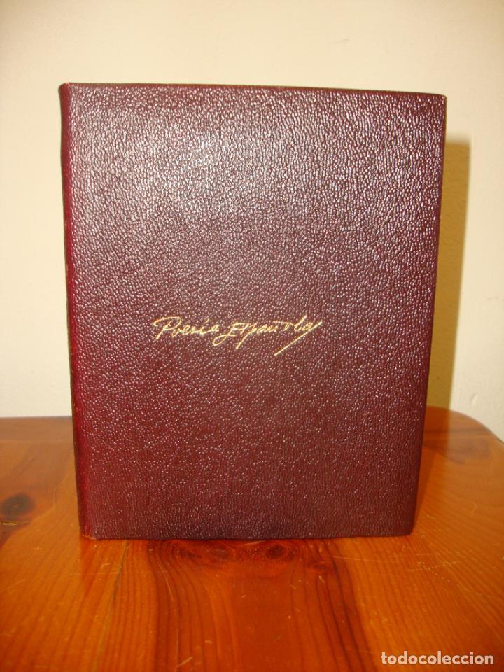 Libros de segunda mano: HISTORIA Y ANTOLOGÍA DE LA POESÍA ESPAÑOLA - SAINZ DE ROBLES - AGUILAR, 1967 - Foto 2 - 244950850