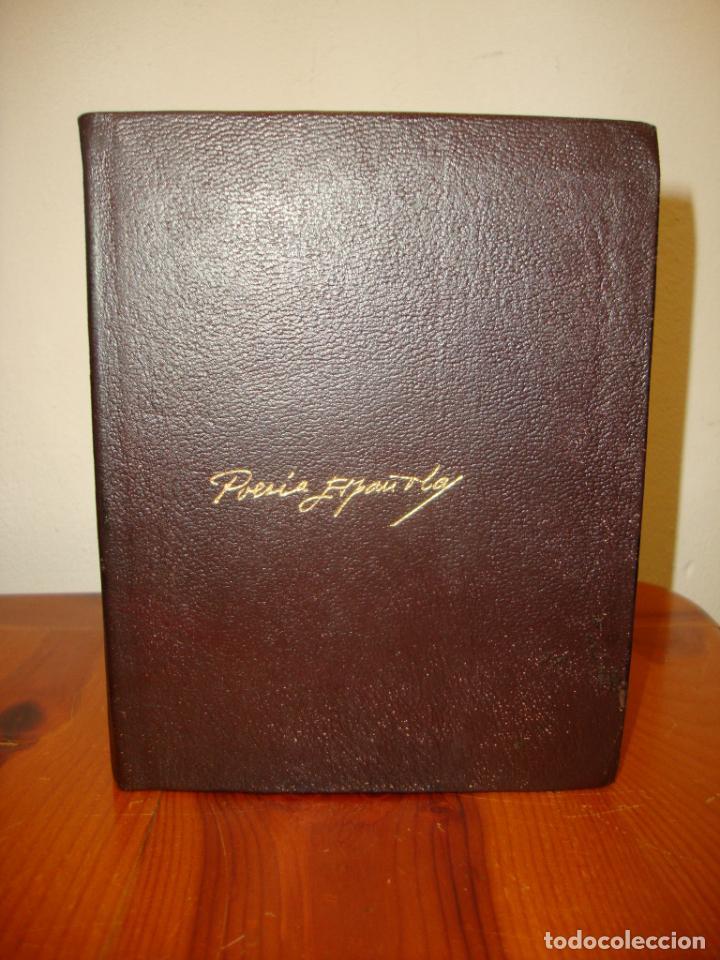 Libros de segunda mano: HISTORIA Y ANTOLOGÍA DE LA POESÍA ESPAÑOLA - SAINZ DE ROBLES - AGUILAR, 1967 - Foto 3 - 244950850
