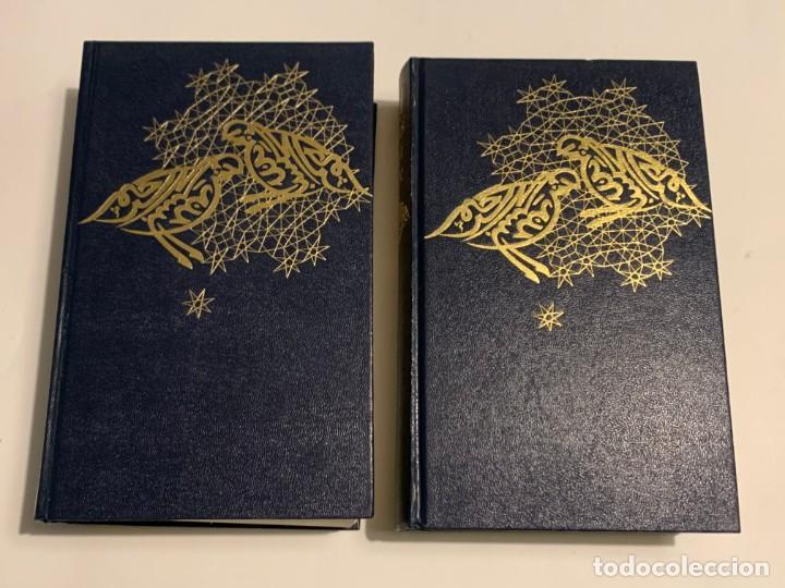 Libros de segunda mano: LAS MIL Y UNA NOCHES - 2 TOMOS - EDITORIAL A H R - Foto 2 - 245388080