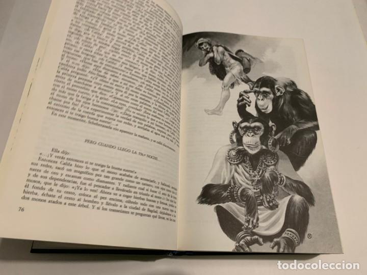 Libros de segunda mano: LAS MIL Y UNA NOCHES - 2 TOMOS - EDITORIAL A H R - Foto 5 - 245388080