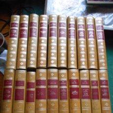 Libros de segunda mano: COLECCIÓN LO MEJOR DE JULIO VERNE 1971 EDICIONES NAUTA S.A. 20 TOMOS. Lote 245388225
