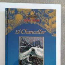 Libros de segunda mano: EL CHANCELLOR. / JULIO VERNE. EDITORIAL RUEDA. Lote 245436305
