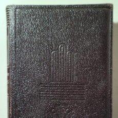 Libros de segunda mano: MEUNIER, MARIO - LEYENDAS ÉPICAS DE GRECIA Y ROMA - MADRID 1945. Lote 245912385
