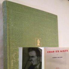 Libros de segunda mano: CIEGO EN GAZA. ALDOUS HUXLEY. Lote 246041920