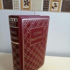 Libros de segunda mano: ESCENAS MATRITENSES. MESONERO ROMANOS.. Lote 246130145