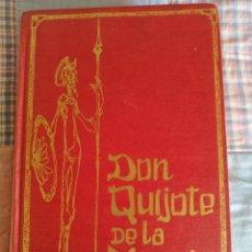 Libros de segunda mano: DON QUIJOTE DE LA MANCHA. Lote 246311300