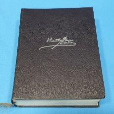 Libros de segunda mano: OBRAS COMPLETAS - TOMO III - VICENTE BLASCO IBÁÑEZ - AGUILAR 1975. Lote 246476090