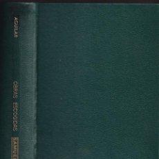 Libros de segunda mano: OBRAS ESCOGIDAS SAMUEL BECKETT - BIBLIOTECA PREMIOS NOBEL - ED. AGUILAR 1978. Lote 246914690
