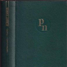 Libros de segunda mano: NARRACIONES Y TEATRO - ALBERT CAMÚS - BIBLIOTECA PREMIOS NOBEL - ED. AGUILAR 1979. Lote 247106045
