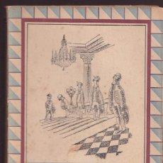 Libros de segunda mano: RAMÓN GOMEZ DE LA SERNA - EL GRAN HOTEL - MONIGOTE DE PAPEL 1942. Lote 294123148
