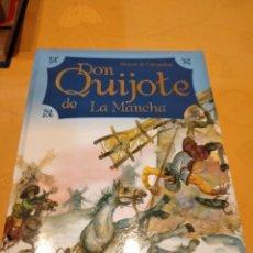 Libros de segunda mano: M-25 LIBRO DON QUIJOTE DE LA MANCHA MIGUEL DE CERVANTES TODOLIBRO. Lote 248283220