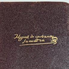 Libros de segunda mano: MIGUEL DE CERVANTES OBRAS COMPLETAS. Lote 248605010