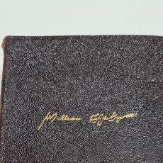 Libros de segunda mano: WILLIAM SHAKESPEARE OBRAS COMPLETAS. Lote 248607150