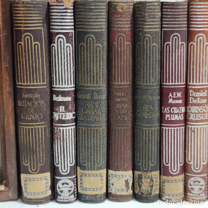 Libros de segunda mano: Tremendo lote de 29 crisoles. Aguilar. Diferentes años, primeras ediciones. Madrid. - Foto 2 - 249546095