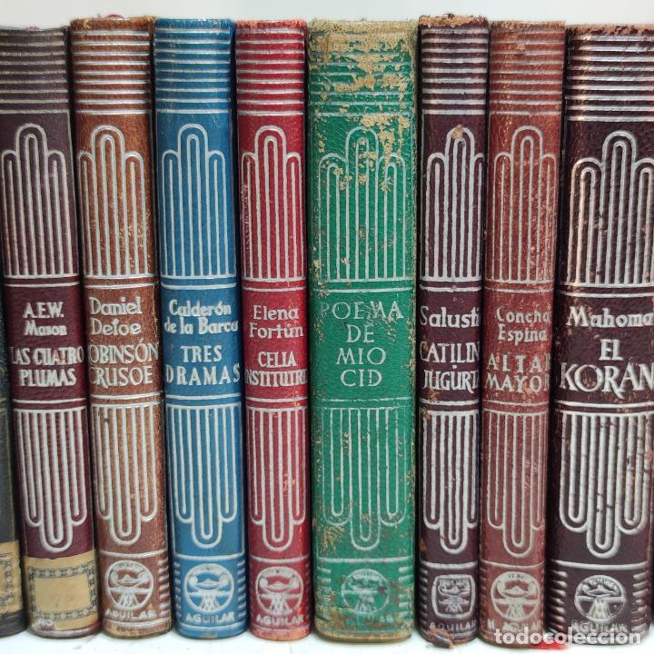 Libros de segunda mano: Tremendo lote de 29 crisoles. Aguilar. Diferentes años, primeras ediciones. Madrid. - Foto 3 - 249546095