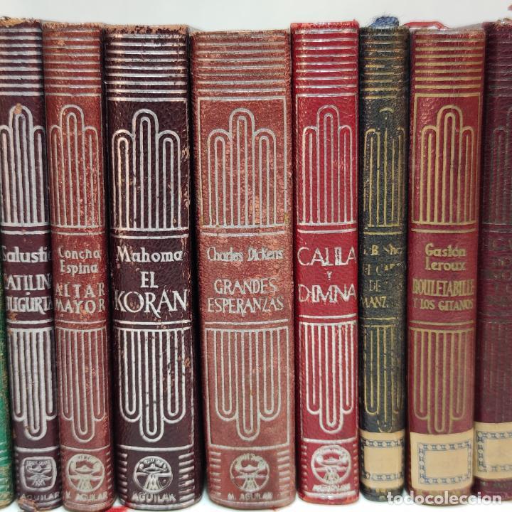 Libros de segunda mano: Tremendo lote de 29 crisoles. Aguilar. Diferentes años, primeras ediciones. Madrid. - Foto 4 - 249546095