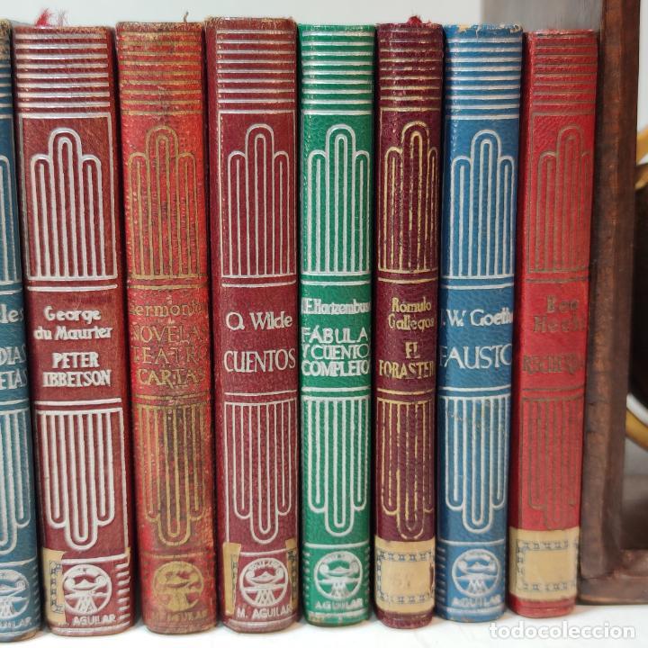 Libros de segunda mano: Tremendo lote de 29 crisoles. Aguilar. Diferentes años, primeras ediciones. Madrid. - Foto 6 - 249546095