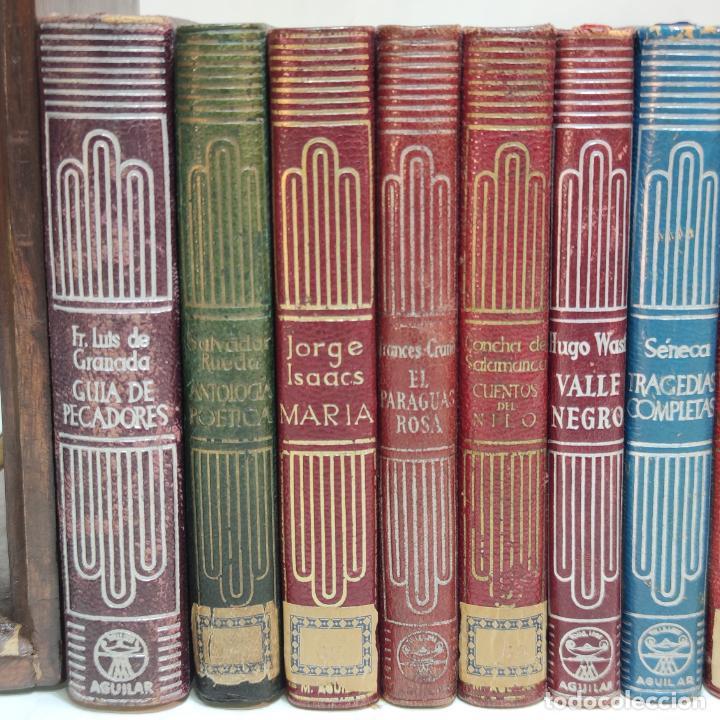 Libros de segunda mano: Gran lote de 13 crisoles. Aguilar. Diferentes años, primeras ediciones. Madrid. - Foto 2 - 249552095