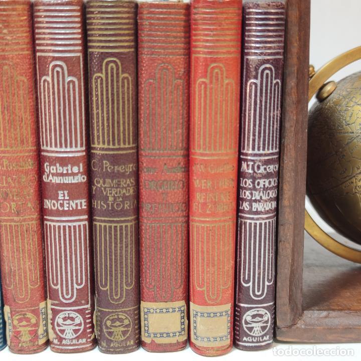 Libros de segunda mano: Gran lote de 13 crisoles. Aguilar. Diferentes años, primeras ediciones. Madrid. - Foto 4 - 249552095