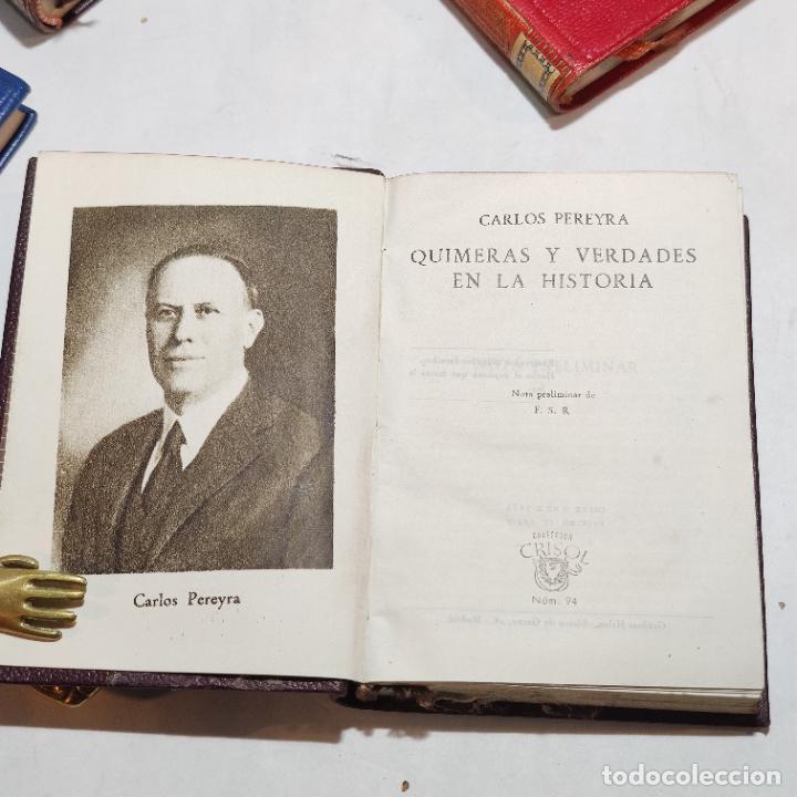 Libros de segunda mano: Gran lote de 13 crisoles. Aguilar. Diferentes años, primeras ediciones. Madrid. - Foto 6 - 249552095