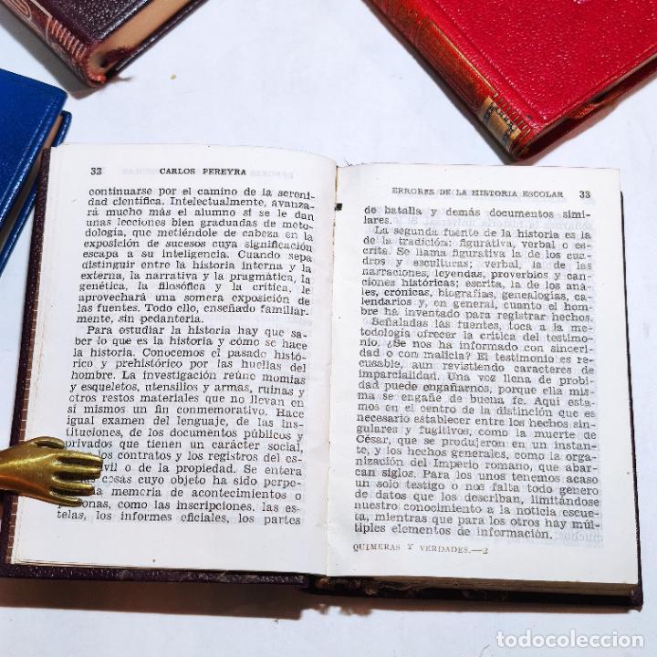 Libros de segunda mano: Gran lote de 13 crisoles. Aguilar. Diferentes años, primeras ediciones. Madrid. - Foto 7 - 249552095