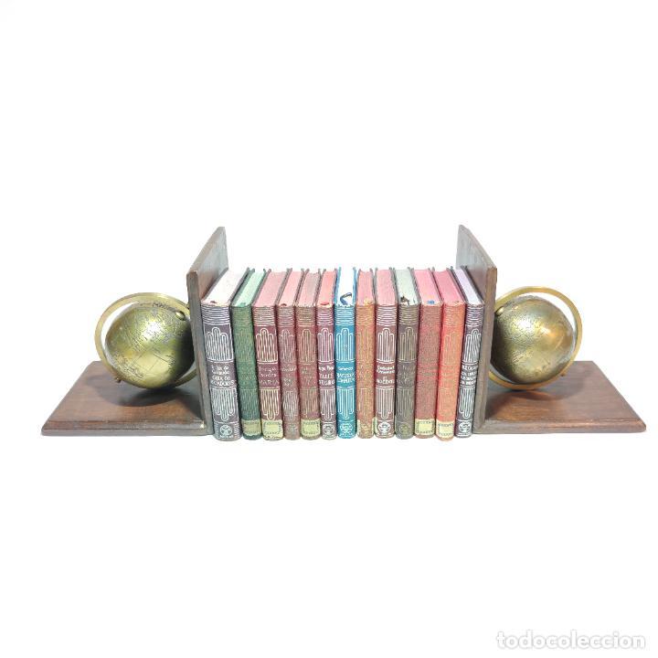 GRAN LOTE DE 13 CRISOLES. AGUILAR. DIFERENTES AÑOS, PRIMERAS EDICIONES. MADRID. (Libros de Segunda Mano (posteriores a 1936) - Literatura - Narrativa - Clásicos)