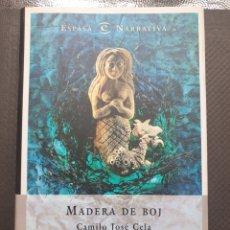Libros de segunda mano: MADERA DE BOJ - CAMILO JOSÉ CELA. Lote 251335205