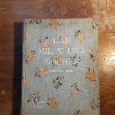 Libros de segunda mano: LAS MIL Y UNA NOCHES ADAPTACIÓN INFANTIL MAUCCI 1943. Lote 251411355