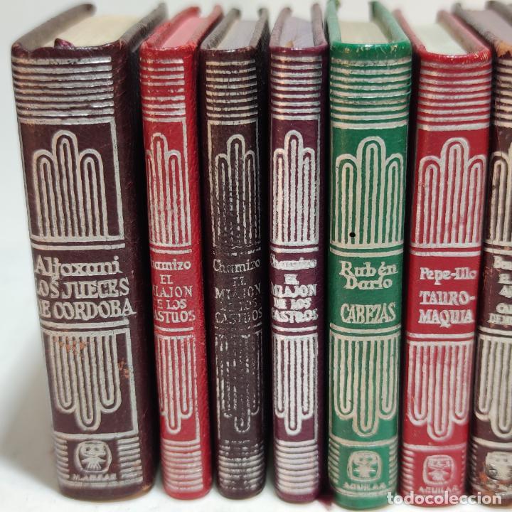 Libros de segunda mano: Lote de 16 Crisolines. Diferentes años y ediciones. Valle Inclán, Casona, Larra, Benavente. Aguilar. - Foto 2 - 251501980