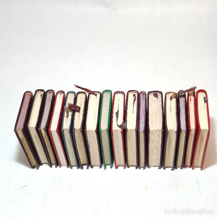 Libros de segunda mano: Lote de 16 Crisolines. Diferentes años y ediciones. Valle Inclán, Casona, Larra, Benavente. Aguilar. - Foto 9 - 251501980