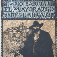 Libros de segunda mano: EL MAYORAZGO DE LABRAZ. CARO RAGGIO ED.. Lote 251626110