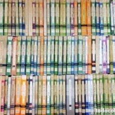 Libros de segunda mano: 26 LIBROS. LOTE. COL. AUSTRAL. ESPASA CALPE. ROSALIA DE CASTRO. VALLE INCLAN. BECQUER. CERVANTES.. Lote 269733093