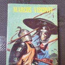Libros de segunda mano: MARCOS VISCONTE - TOMAS GROSSI. Lote 252311795
