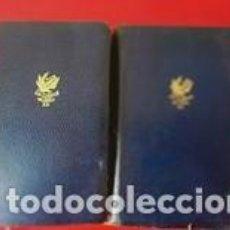 Libros de segunda mano: EN BUSCA DEL TIEMPO PERDIDO TOMOS I Y II / MARCEL PROUST / EDI. JOSÉ JANES / EDICIÓN 1952. Lote 253067120