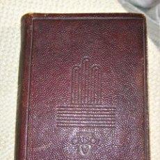 Libros de segunda mano: IMITACIÓN DE CRISTO DE KEMPIS ED. AGUILAR COLECC. CRISOL Nº 57 DE 1944. Lote 253560870