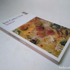 Livros em segunda mão: JOSÉ CARLOS LLOP. SOLSTICIO. Lote 254220085