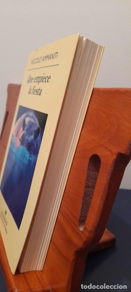 Libros de segunda mano: Que empiece la fiesta - Foto 3 - 254453540