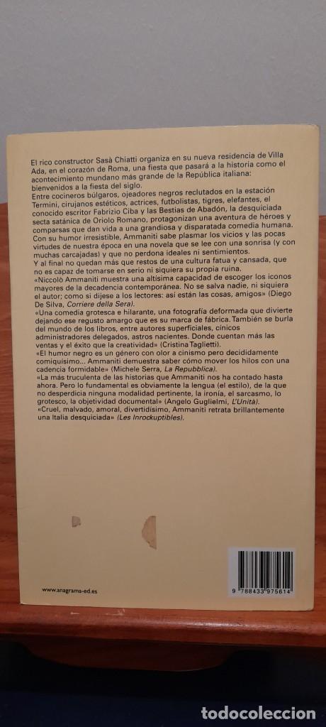 Libros de segunda mano: Que empiece la fiesta - Foto 4 - 254453540