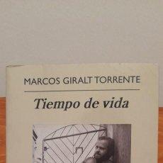 Libros de segunda mano: TIEMPO DE VIDA. Lote 254456715
