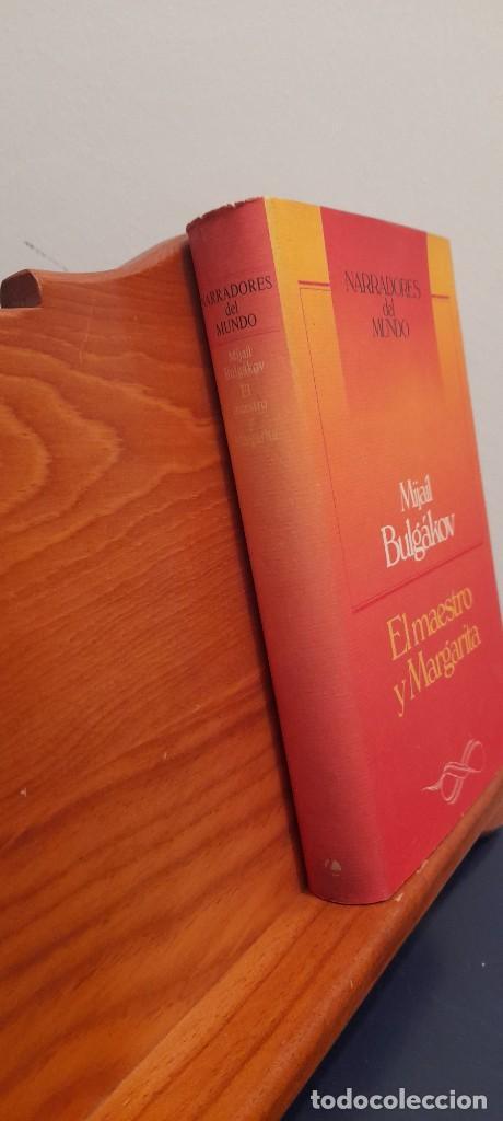 Libros de segunda mano: El maestro y Margarita - Foto 2 - 254457310