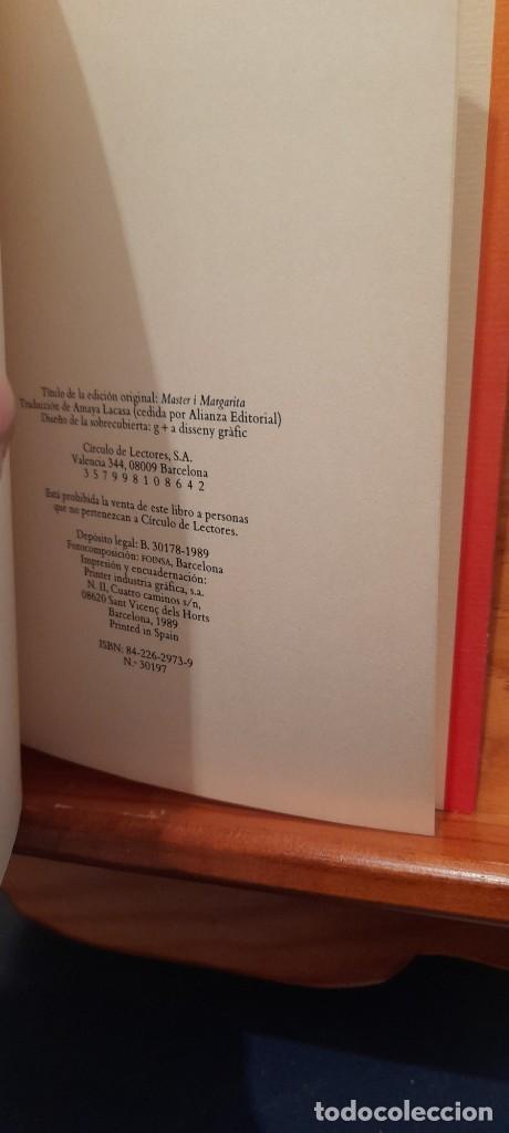 Libros de segunda mano: El maestro y Margarita - Foto 9 - 254457310